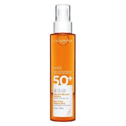 Clarins Sun Care Water Mist SPF 50+ 150ml Orange