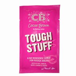 Cocoa Brown Tough Stuff 3in1 Body Scrub 50ml Transparent
