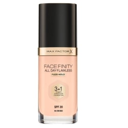 Max Factor Facefinity 3 In 1 Foundation 55 Beige Transparent