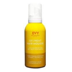 EVY UV Heat Hair Mousse 150ml Transparent