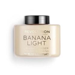 Makeup Revolution Baking Powder Banana Light Gul