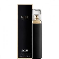 Hugo Boss Nuit Edp 75ml Transparent