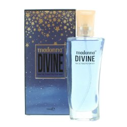 Madonna Divine Edt 50ml Transparent