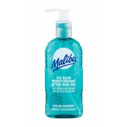 Malibu Ice Blue Moisturising After Sun Gel 200ml Blå
