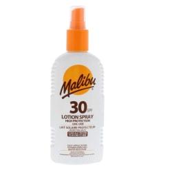 Malibu Lotion Spray SPF30 200ml Vit