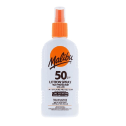 Malibu Lotion Spray SPF50 200ml Vit