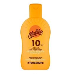 Malibu Sun Lotion SPF10 200ml Vit