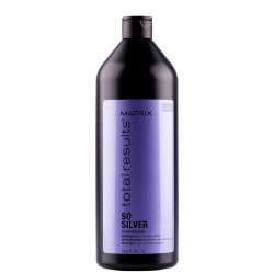 Matrix Total Results Color Obsessed So Silver Shampoo 1000ml Transparent