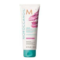 Moroccanoil Color Depositing Mask Hibiscus 200ml Rosa