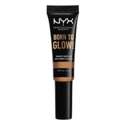 NYX PROF. MAKEUP Born To Glow Radiant Concealer 5.3ml - Golden H Transparent