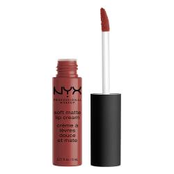 NYX PROF. MAKEUP Soft Matte Lip Cream Rome Transparent