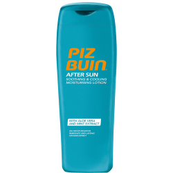 Piz Buin After Sun Soothing & Cooling Lotion 200ml Transparent