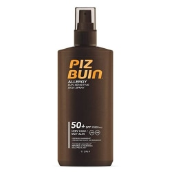 Piz Buin Allergy Sun Sensitive Skin Spray SPF50+ 200ml Brun