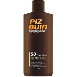 Piz Buin Moisturising Sun Lotion SPF50+ 200ml Brun