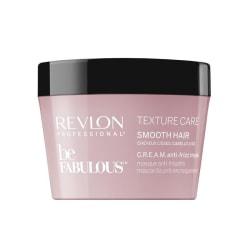 Revlon Be Fabulous - Mask Smooth Anti-frizz 200ml Transparent