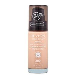 Revlon Colorstay Makeup Combination/Oily Skin - 200 Nude 30ml Transparent