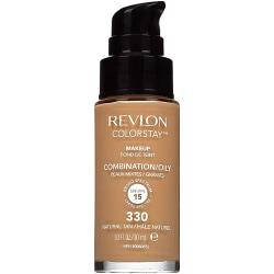 Revlon Colorstay Makeup Combination/Oily Skin - 330 Natural Tan  Transparent