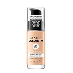 Revlon Colorstay Makeup Normal/Dry Skin - 240 Medium Beige 30ml Transparent