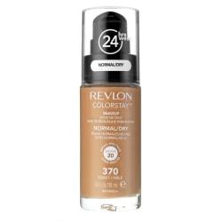 Revlon Colorstay Makeup Normal/Dry Skin - 370 Toast 30ml Transparent