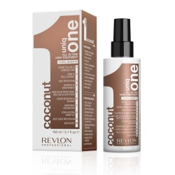 Revlon Uniq One All in One Hair Treatment Coconut 150ml Transparent