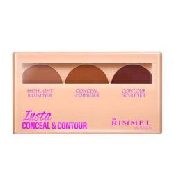 Rimmel Insta Conceal and Contour - 030 Dark  Transparent