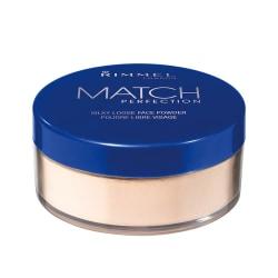 Rimmel Match Perfection Silky Loose Powder 001 Transparent  Transparent