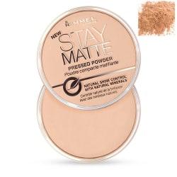 Rimmel Stay Matte Pressed Powder 007 Mohair 14g Transparent