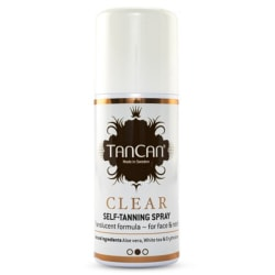 TanCan Clear Self-Tanning Spray 100ml Brons