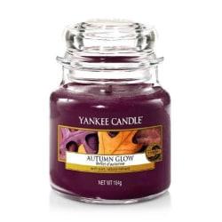 Yankee Candle Classic Small Jar Autumn Glow 104g Lila