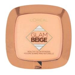 L'Oreal Glam Beige Healthy Glow Powder - Light