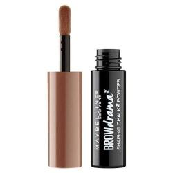Maybelline Brow Drama - Shaping Chalk Powder - Deep Brown