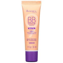 Rimmel Matte BB Cream SPF15 30ml - Medium
