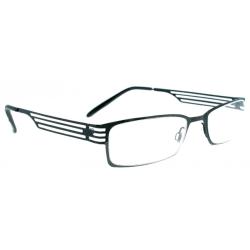 Coloray Läsglasögon Venezia +2.50 svart +2.50