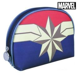 Captain Marvel Necessär Blue
