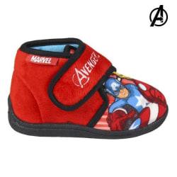 The Avengers Tofflor Röda 26