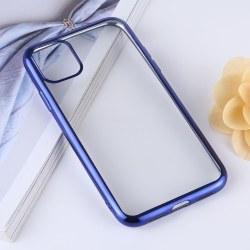 Ultratunnt skydd till iPhone 11 Blå SE