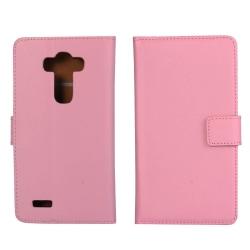 iCoverCase | LG G4 | Plånboksfodral  Rosa