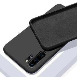 iCoverCase | Huawei P40 Pro | Liquid Case Svart