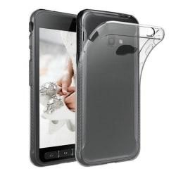 iCoverCase | Samsung Galaxy XCover 4 |  Transparent TPU Skal  Transparent