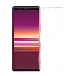 iCoverCase   Sony Xperia 5   2-Pack Skärmskydd   Härdat Glas Transparent