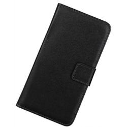 iCoverCase   Sony Xperia X   Plånboksfodral  Svart