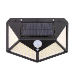 Abtel rörelsesensor vägglampa Solar Garden Light 100LED 1st