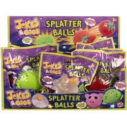 1 st Splatter Balls