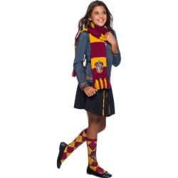 Harry potter deluxe scarf halsduk gryffindor
