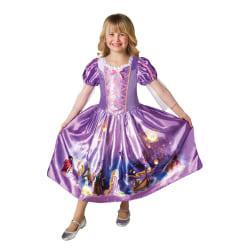 Rapunzel 110/116 cl (5-6 år) klänning disney princess