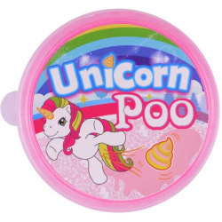 Unicorn poo slime slajm