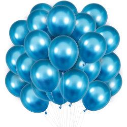 Ballonger Blå 50-pack