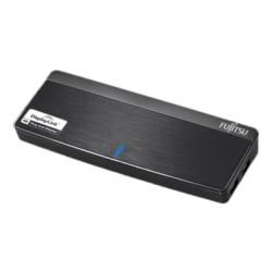 Fujitsu DVI-I, DisplayPort, RJ-45, HDMI, 3x USB 3.0, 189 x 75 x
