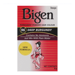 Permanent färg Bigen 96 Burgundisk (6 gr)