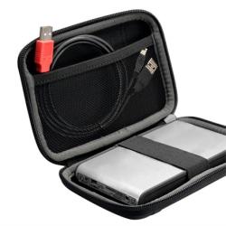Case Logic GPS1 -fodral 165 x 56 x 114 mm, gjuten EVA -skum